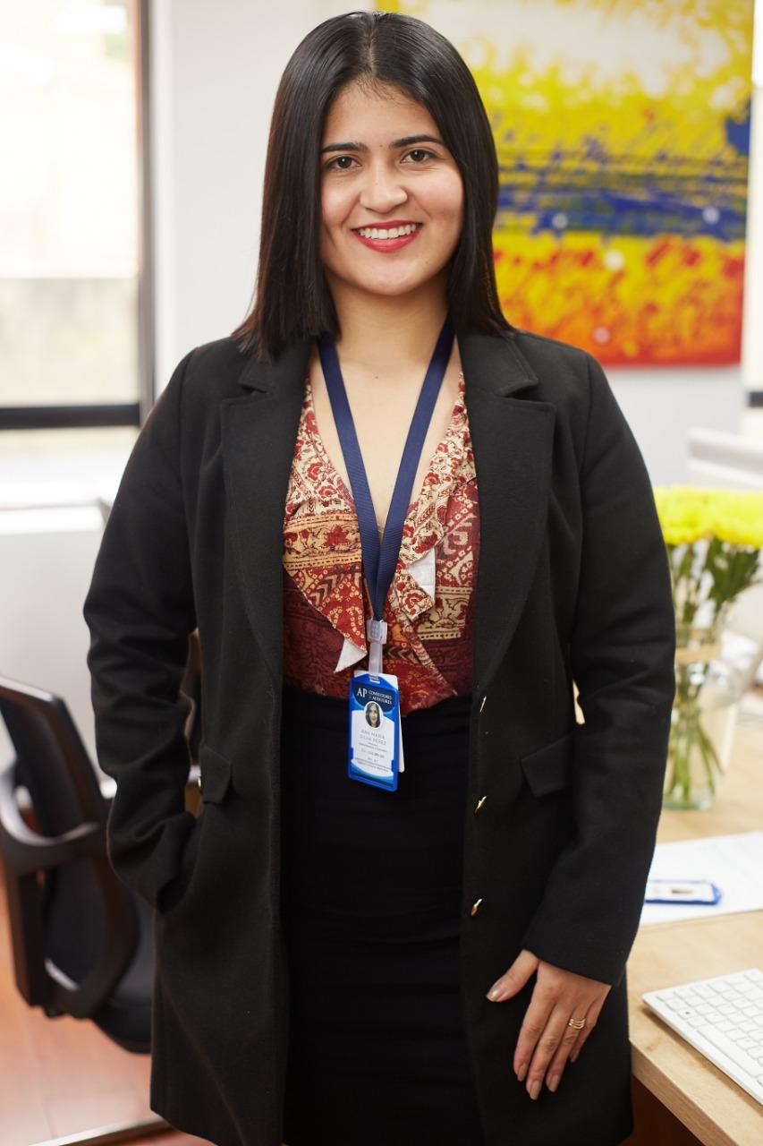 Ana María Silva - Directora Administrativa y Financiera - AP Consultores y Auditores